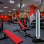 Lámparas ultravioleta desinfeccion gimnasio